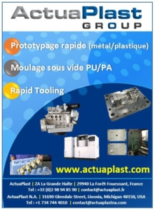 Actuaplast fabrication additive