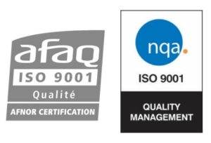 ISO 9001 France and USA