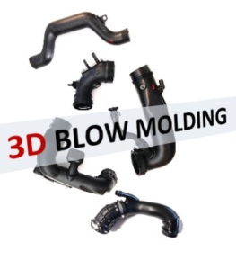 ActuaPlast 3D blow moulding