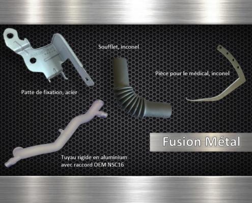 Fusion métal ActuaPlast