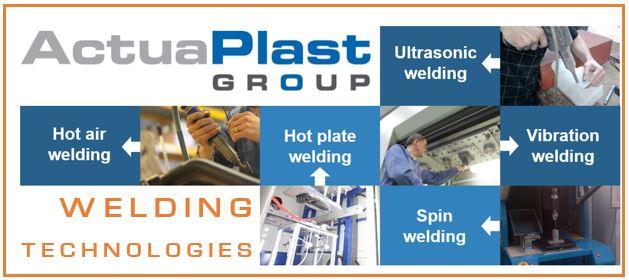 welding actuaplast