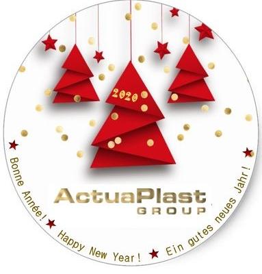 Bonne année ActuaPlast