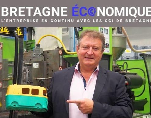 Bretagne Economique ActuaPlast